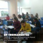 2017 - II Turma: Auditoria Departamento Pessoal