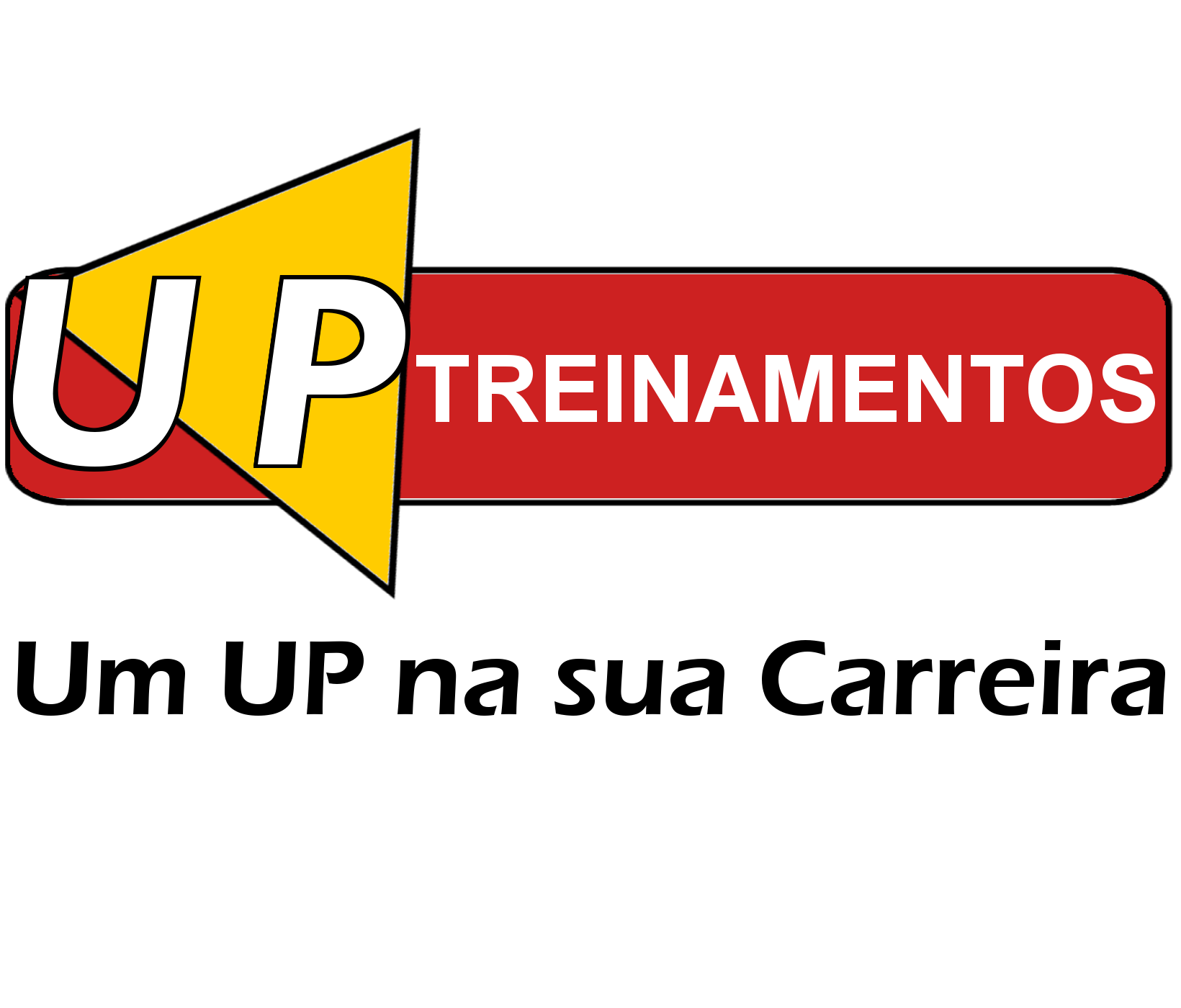 Novo Logotipo UP Treinamentos 2018