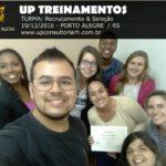 2016 - I Turma: Curso Recrutamento e Seleção