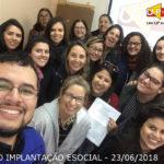 2018 - I Turma: Implantação eSocial